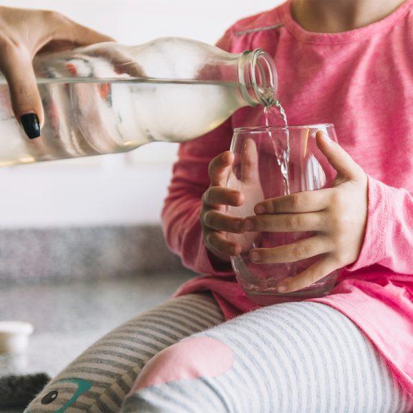 Вода за вашето дете